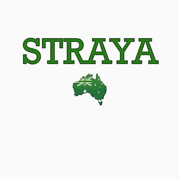 STRAYA! by LongStories