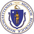 Seal of Commonwealth of Massachusetts by Tonbbo