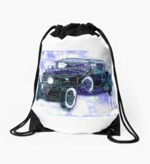 1930 Cadillac Drawstring Bag