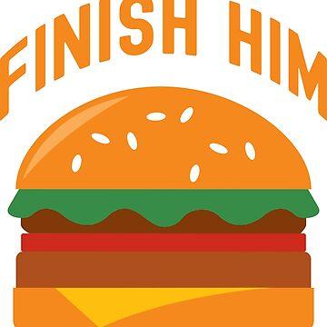 Finish him by Melcu