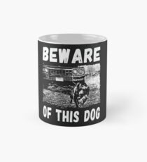 Beware Of This Dog Tasse (Standard)