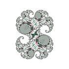 Diamond swirl  by sabelacarlos