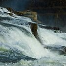 Gullfoss Streams II by Matthias Keysermann