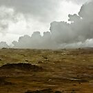 Icelandic Steam Cloud by Matthias Keysermann
