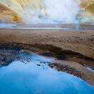 Icelandic Hot Springs by Matthias Keysermann