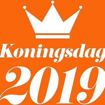 Koningsdag Leeuw 2019 - King's Day Netherlands Celebration Nederland by ashburg