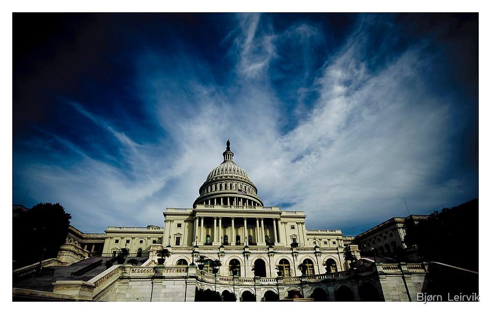 Capitol Hill by Bjørn  Leirvik