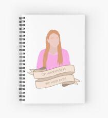 Cuaderno de espiral Cady - Mean Girls