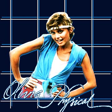 Olivia Newton-John -  Physical 1981 by retropopdisco