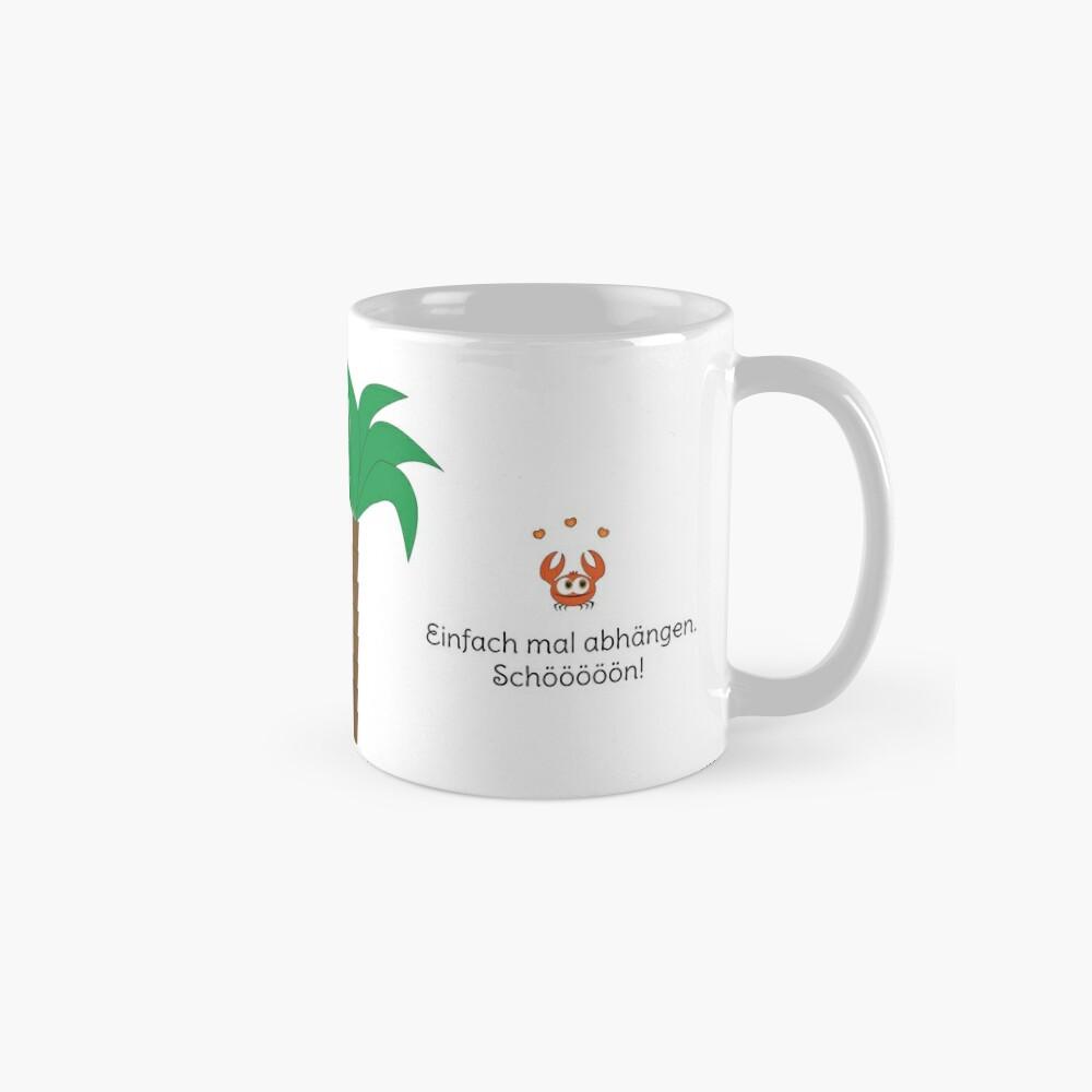 Kiara - Einfach mal abhängen Tasse