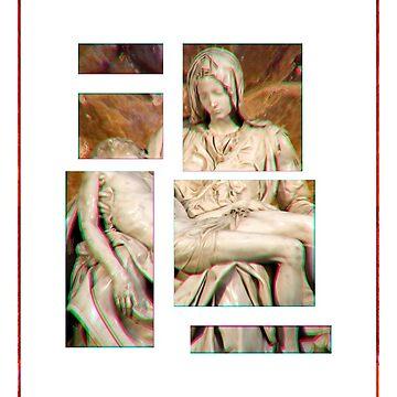 Pietà  by radesigns2