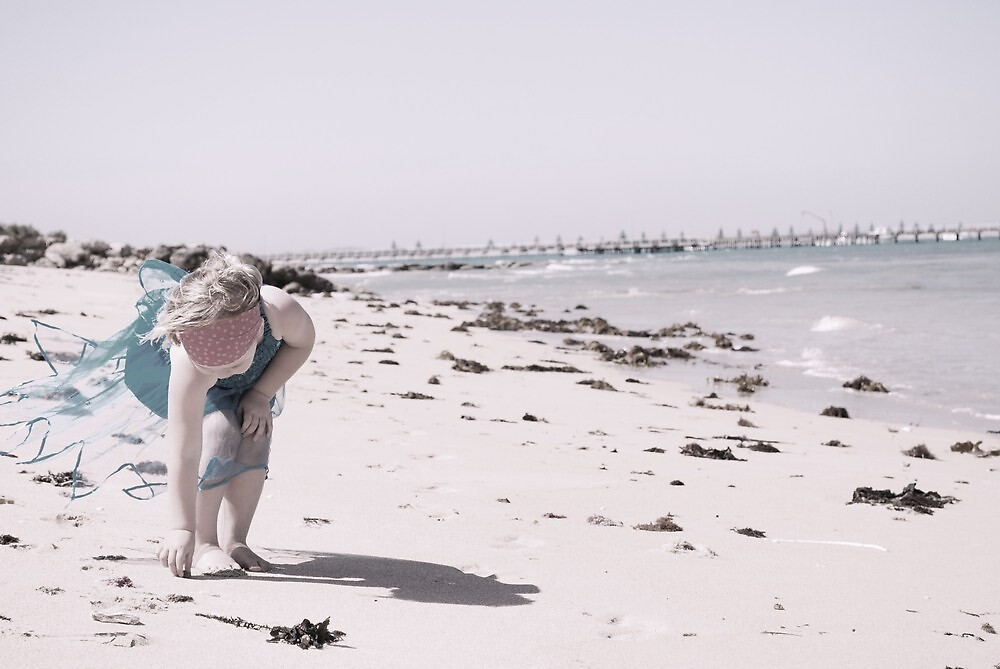 Sea Fairy by Emma Howell
