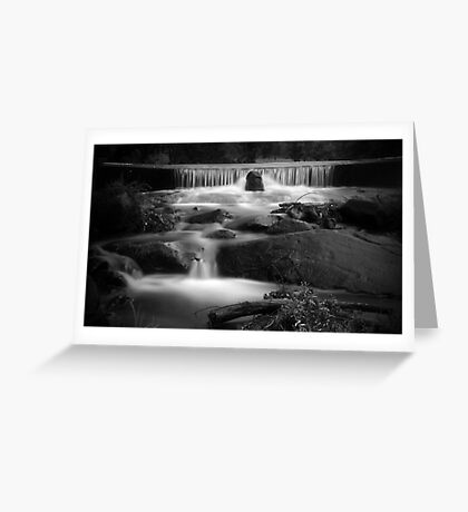 Falls on the Creek Greeting Card