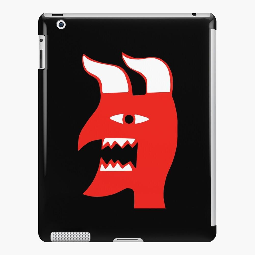 The devil will always make me do it iPad Case & Skin