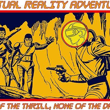 Virtual Reality Adventures by radesigns2