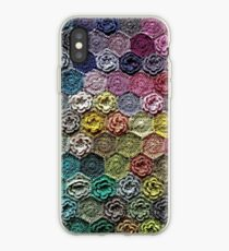 Crochet 2 Pattern iPhone Case