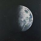 The Moon by Jenny Urquhart