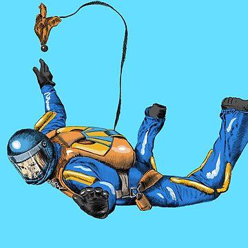 Skydiver by sibosssr