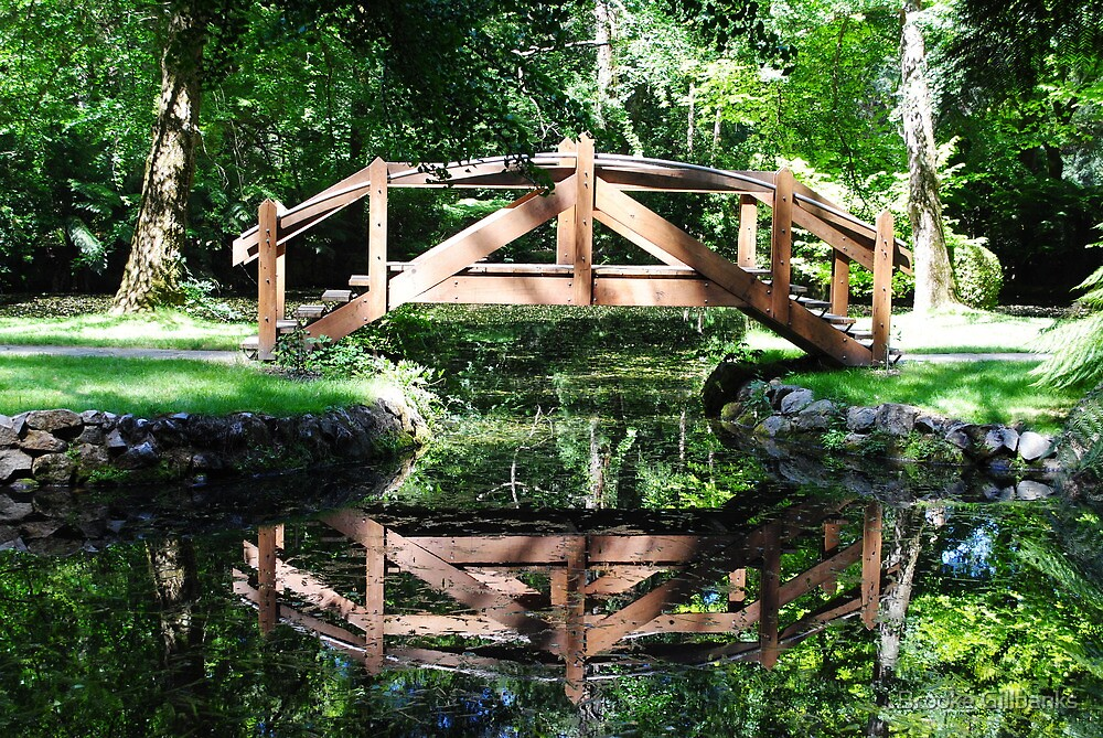 Bridge-Gardens in Sherbrooke by Brooke Gillbanks