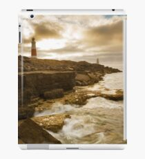 Portland Bill Lighthouse iPad Case/Skin