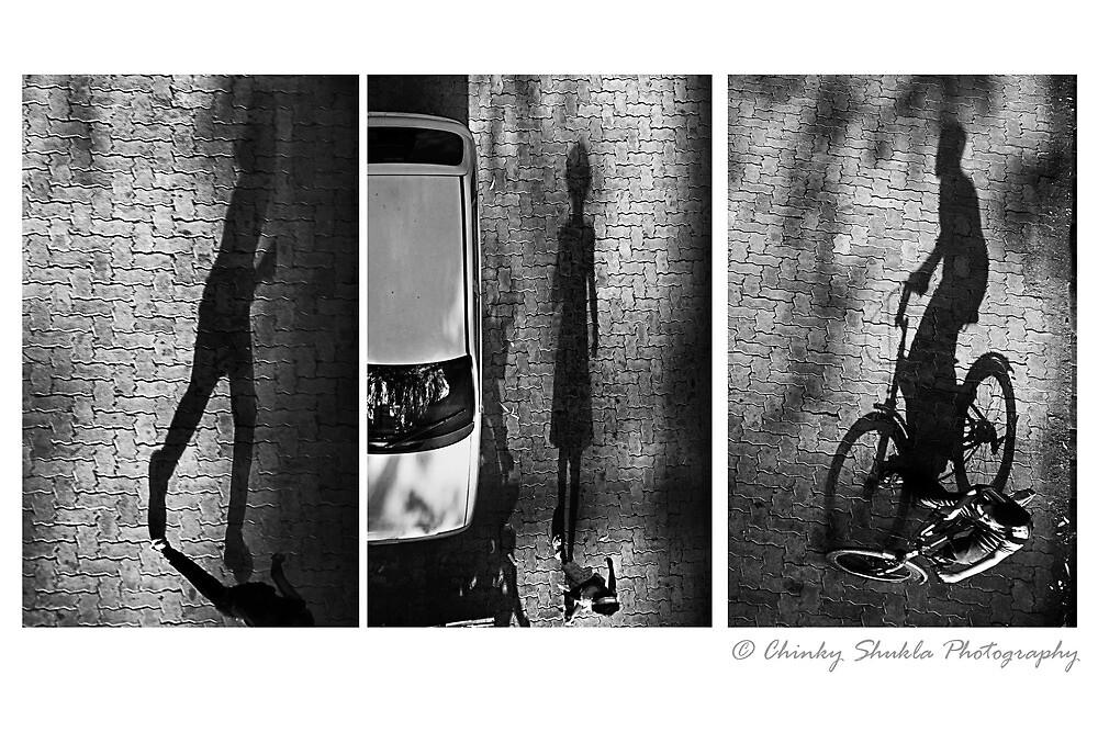 Shadows by fotologik