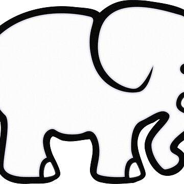 The Best White Elephant Gift by oggi0