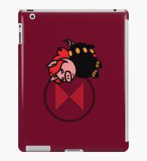 Pink Widow iPad Case/Skin