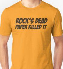 Rock's Dead T-Shirt