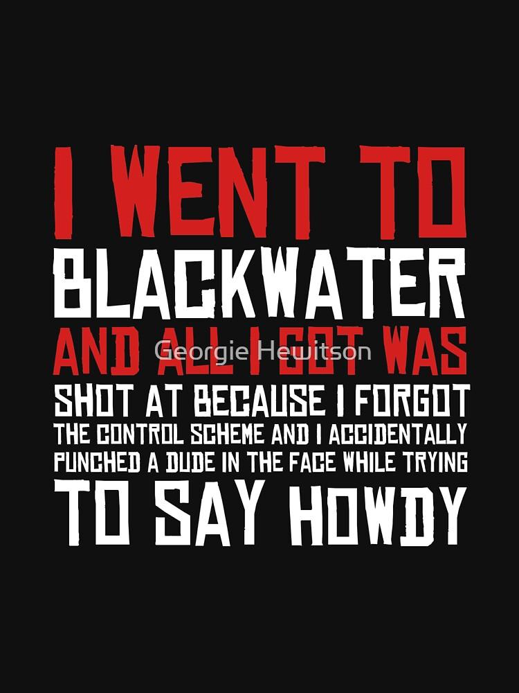 Ich ging nach Blackwater von Georgina82