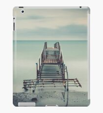 Tranquil Blues iPad Case/Skin
