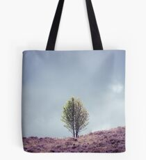Alone in the Heather (Cat Burton Photography) Tote Bag