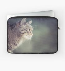Scottish Wildcat (Cat Burton Photography) Laptop Sleeve