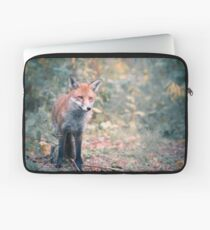 A Scottish Fox (Cat Burton Photography) Laptop Sleeve