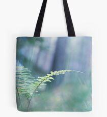 Ferns and Daydreams (Cat Burton Photography) Tote Bag