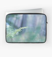 Ferns and Daydreams (Cat Burton Photography) Laptop Sleeve