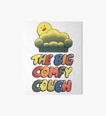 Big Comfy Time Art Board