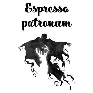 Espresso Patronum by Uwaki
