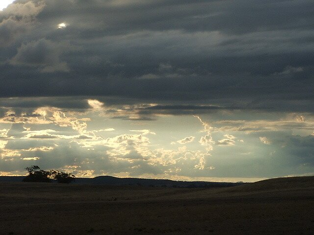 Boomey Hills sunset.c by shaldema1