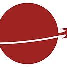 Rocket to Saturn by CosmoQuestX