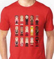 8-Bit Wrestlers '97! T-Shirt