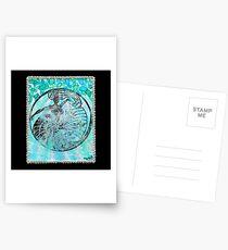 Yemanja, Orixa of the ocean Postcards