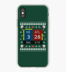 28-3 Historic Comeback New England Patriots Christmas Ugly Sweaters, Tom Brady - TB12 Shirts, Mugs, Phone Cases, Pillows & Greeting cards! iPhone Case