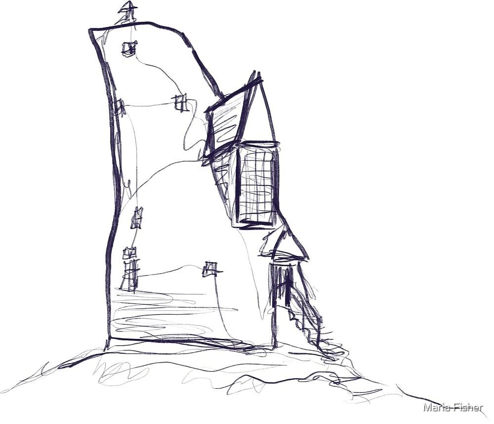 «La casa de lovegood» de Maria Fisher