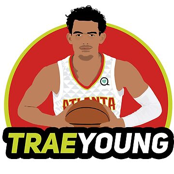 Trae Young by nbagradas