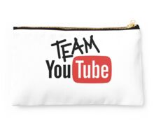 Team YouTube Studio Pouch