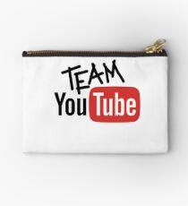 Team YouTube Studio Pouch
