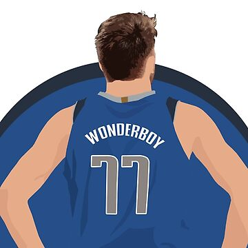 Luka Doncic by nbagradas