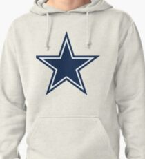 Dallas Cowboys Logo Pullover Hoodie