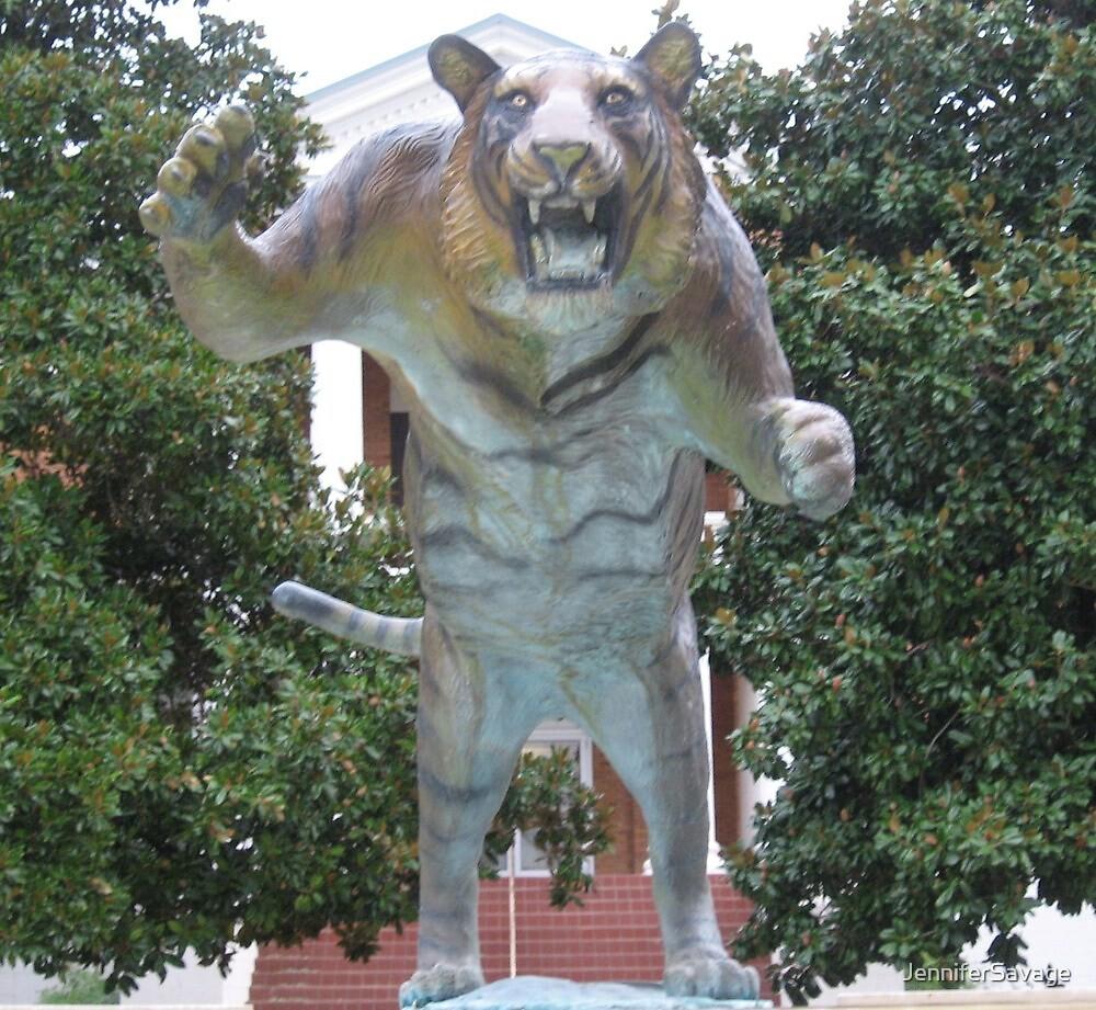 East Central University (Tigers) by JenniferSavage
