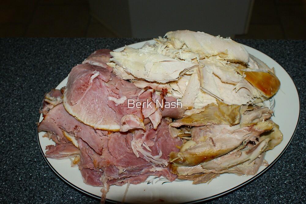 Ham & Turkey by Berk Nash